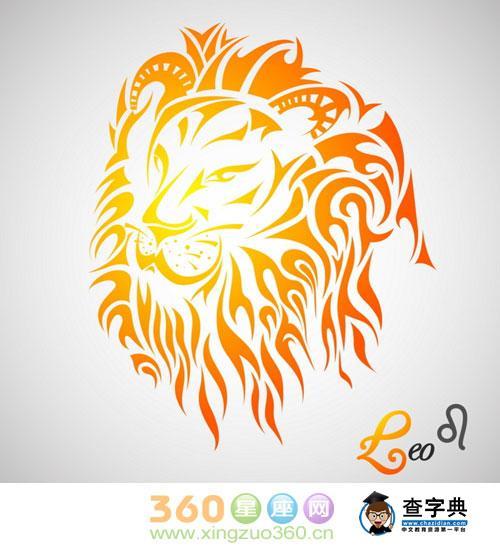 狮子座销量的爱情观_十二星座-查字典星座网金牛座男生为何暴跌图片