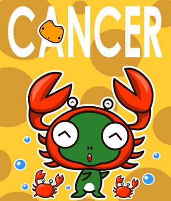 12星座可爱卡通青蛙图片